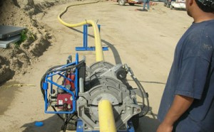 Gas Pipeline Installations