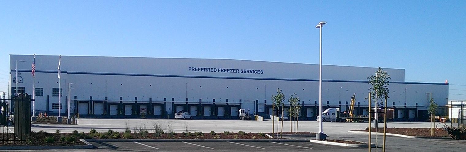 Preferred Freezer San Leandro